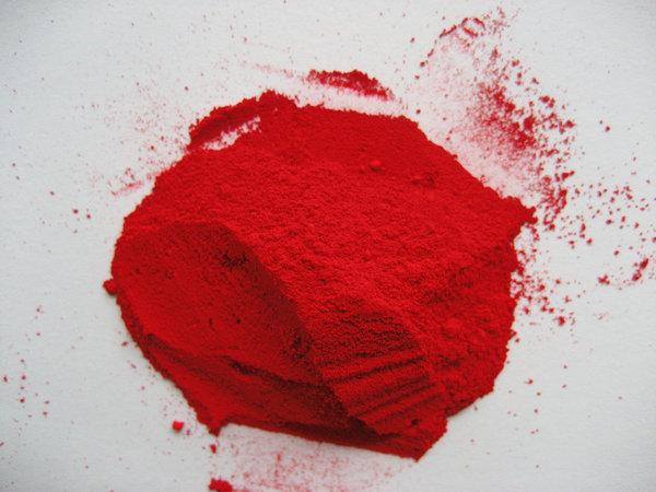 耐高温红色颜料